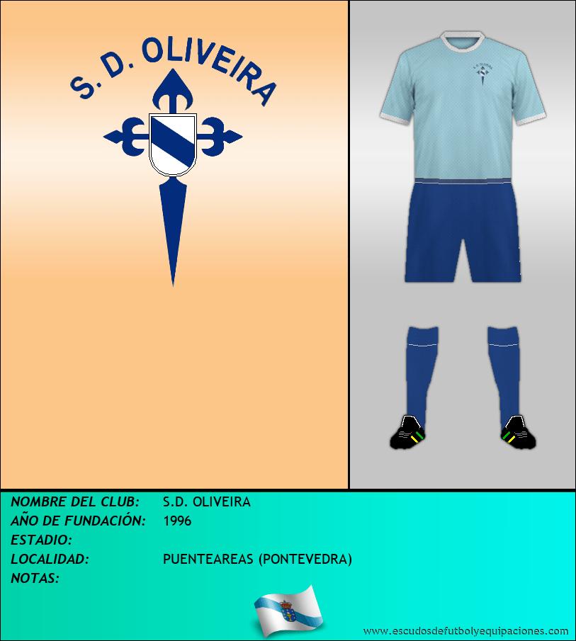 Escudo de S.D. OLIVEIRA