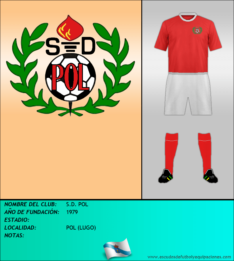 Escudo de S.D. POL