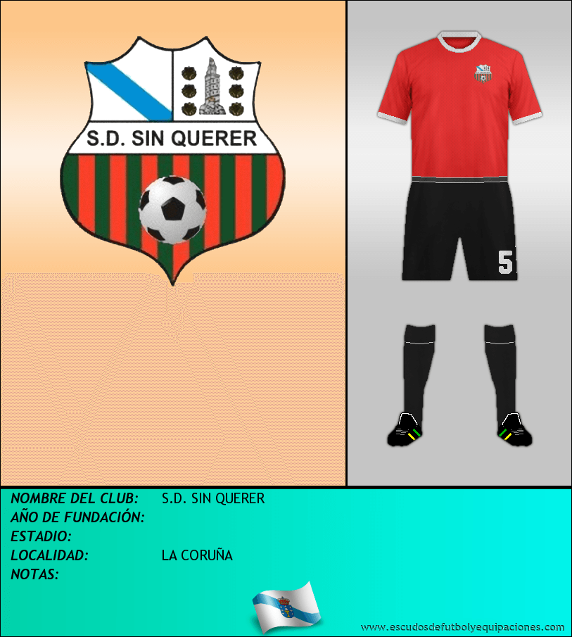 Escudo de S.D. SIN QUERER