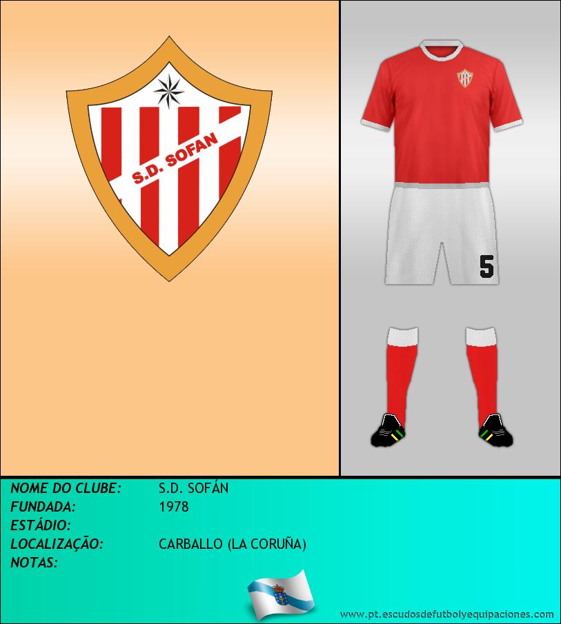 Escudo de S.D. SOFÁN