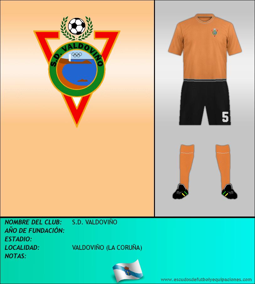 Escudo de S.D. VALDOVIÑO