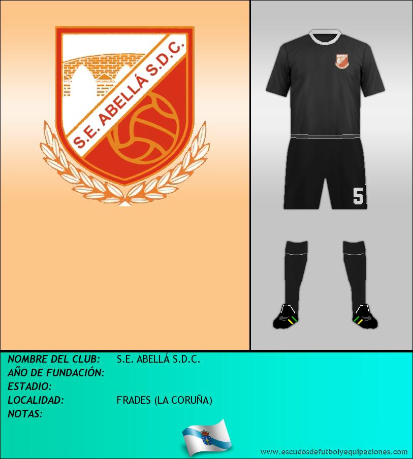 Escudo de S.E. ABELLÁ S.D.C.