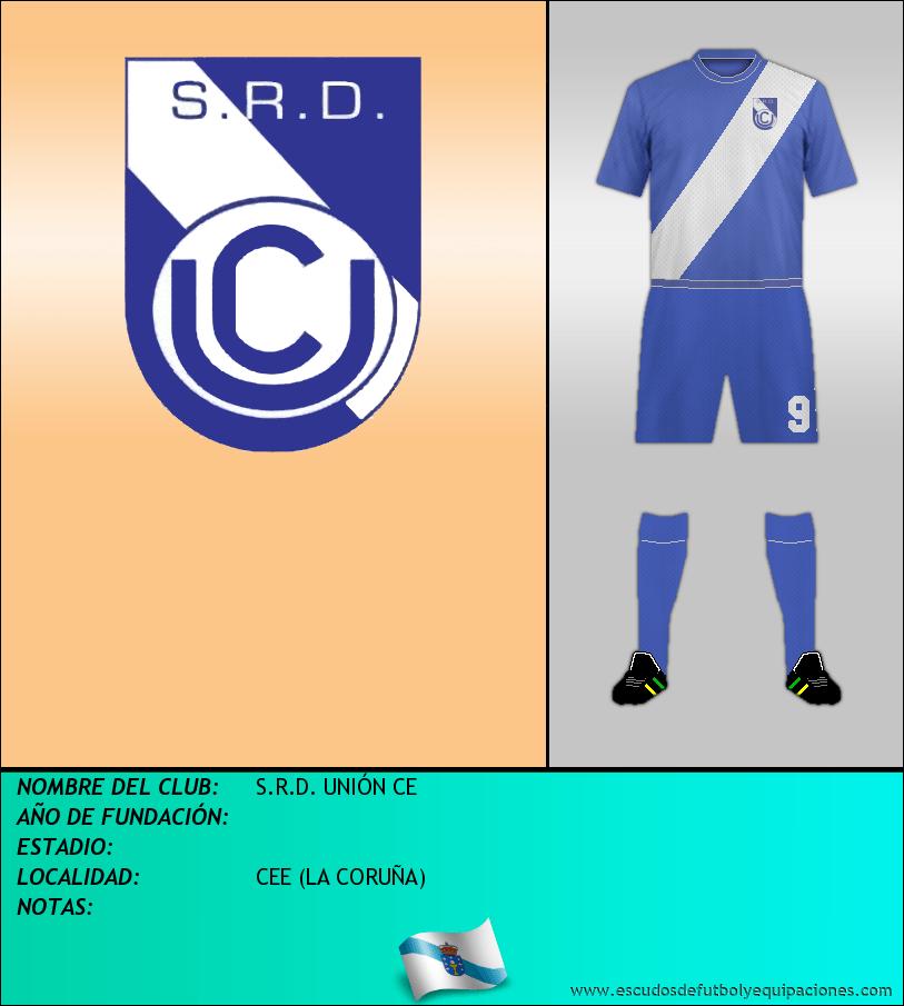 Escudo de S.R.D. UNIÓN CE