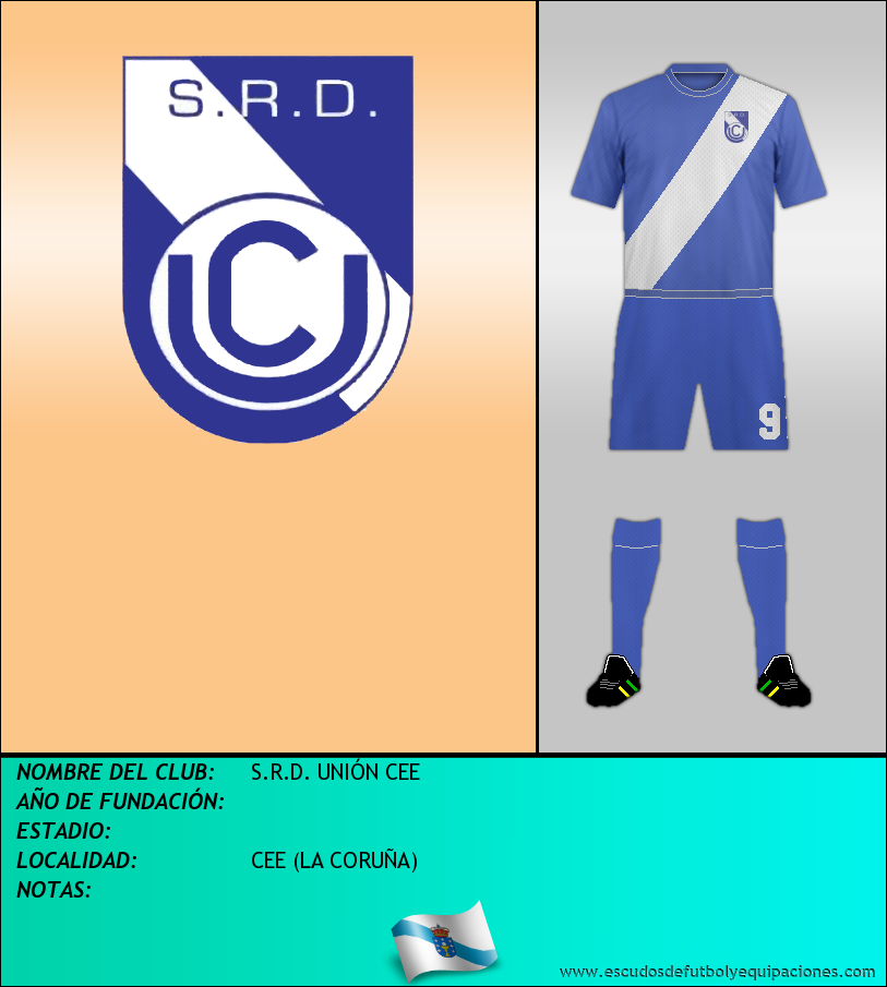 Escudo de S.R.D. UNIÓN CEE