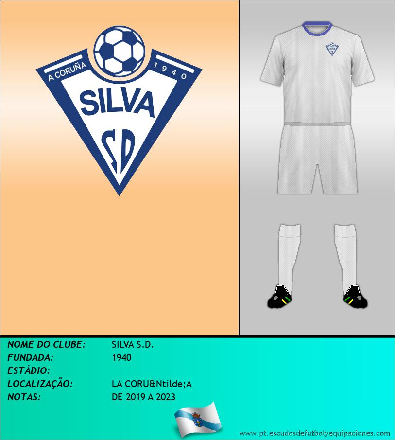 Escudo de SILVA S.D.
