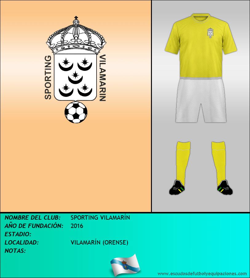 Escudo de SPORTING VILAMARÍN