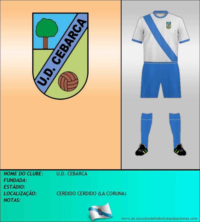 Escudo de U.D. CEBARCA