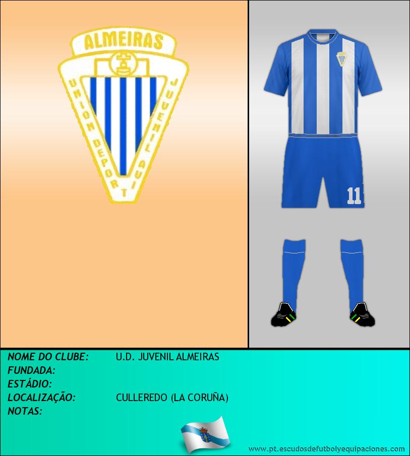 Escudo de U.D. JUVENIL ALMEIRAS