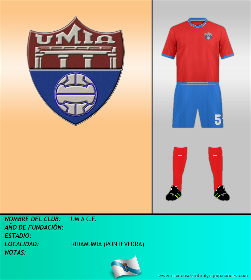 Escudo de UMIA C.F.