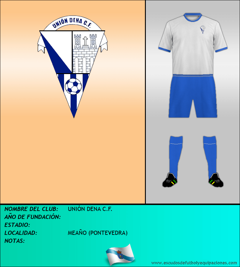 Escudo de UNIÓN DENA C.F.