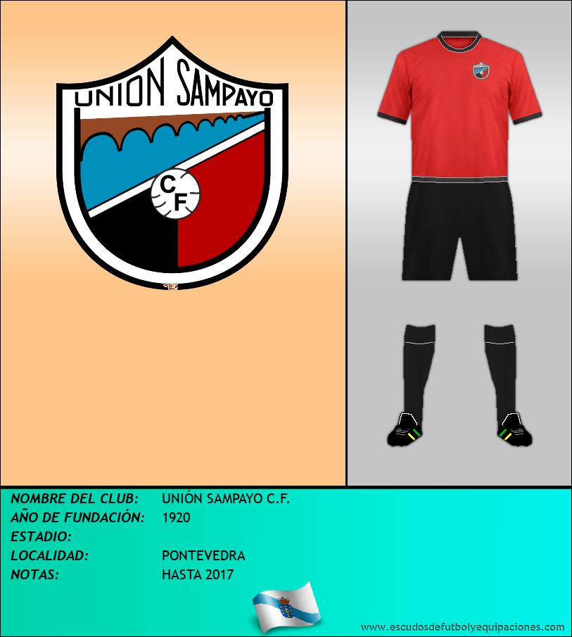 Escudo de UNIÓN SAMPAYO C.F.