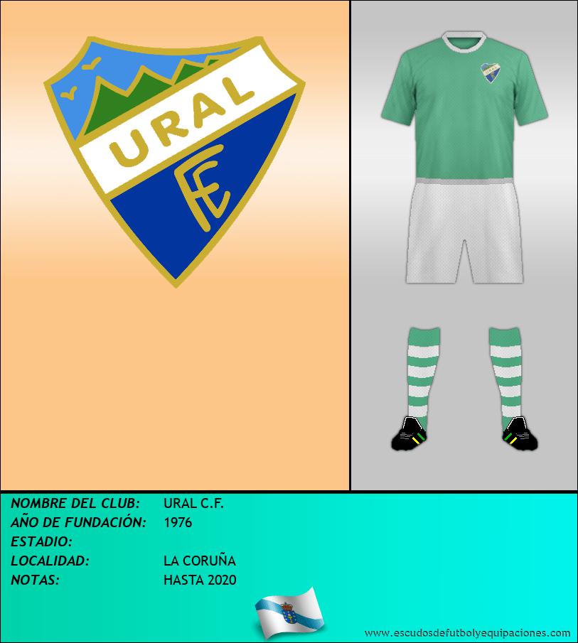 Escudo de URAL C.F.