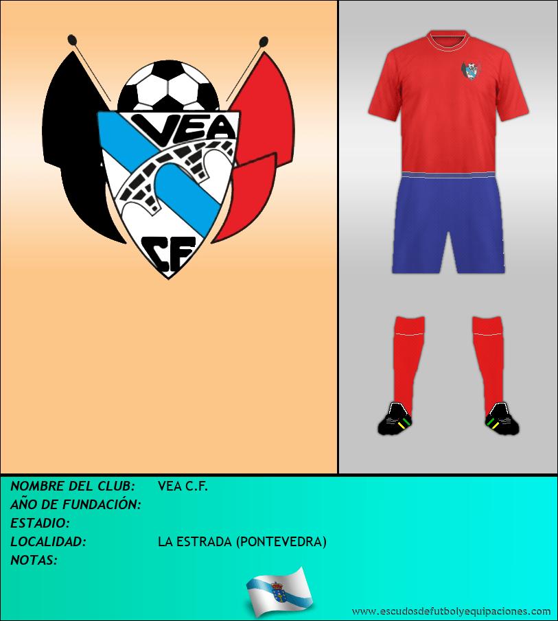 Escudo de VEA C.F.