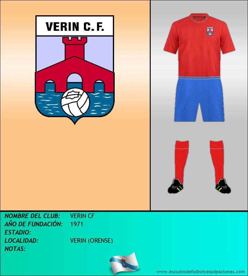 Escudo de VERIN CF