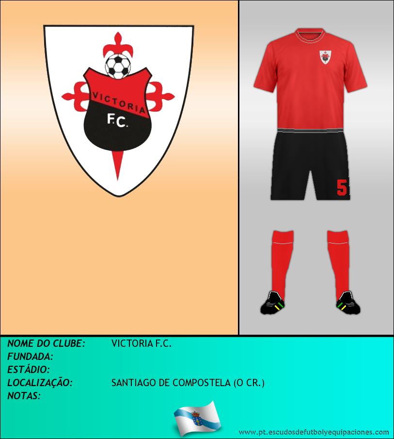 Escudo de VICTORIA F.C.