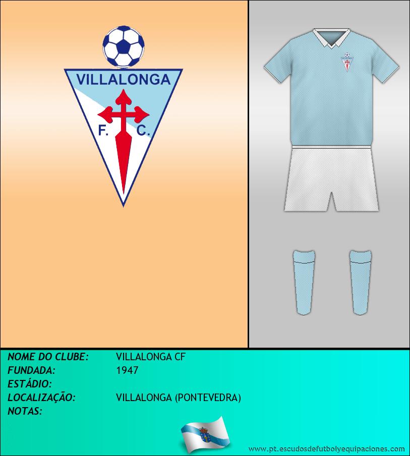 Escudo de VILLALONGA CF