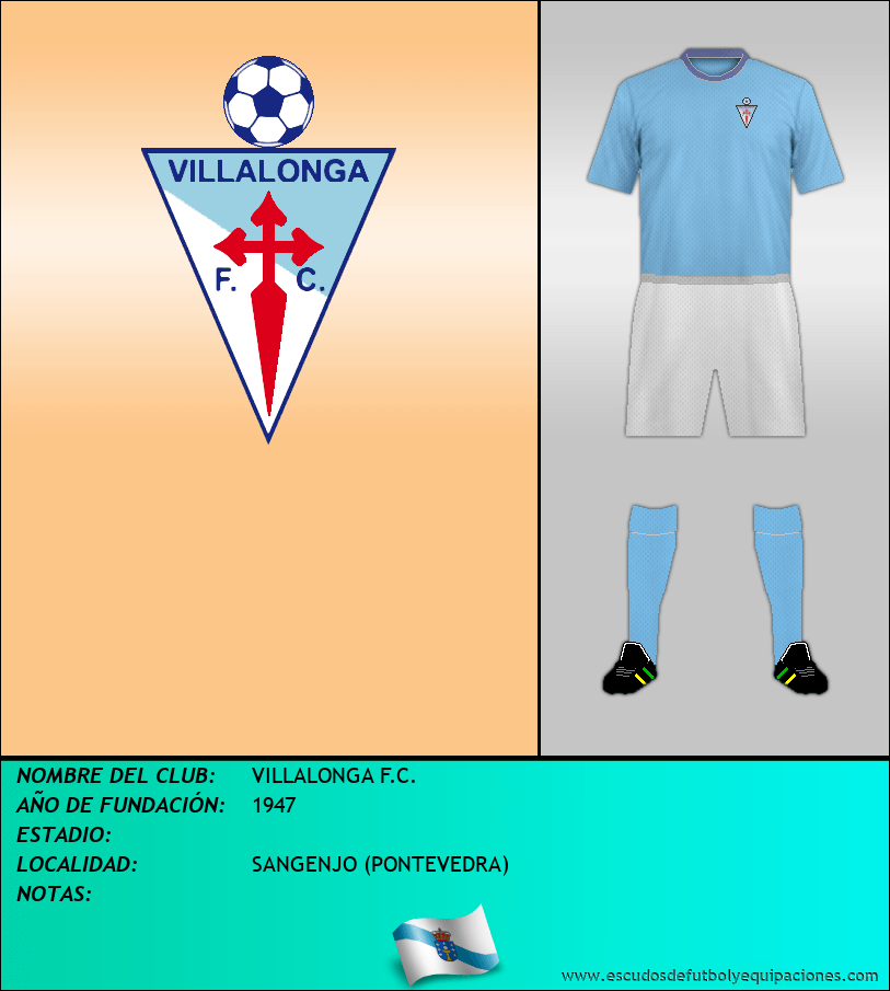Escudo de VILLALONGA F.C.