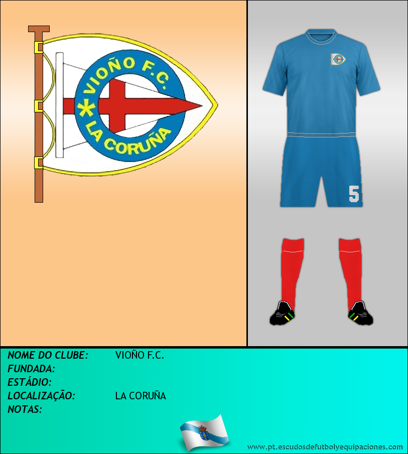Escudo de VIOÑO F.C.