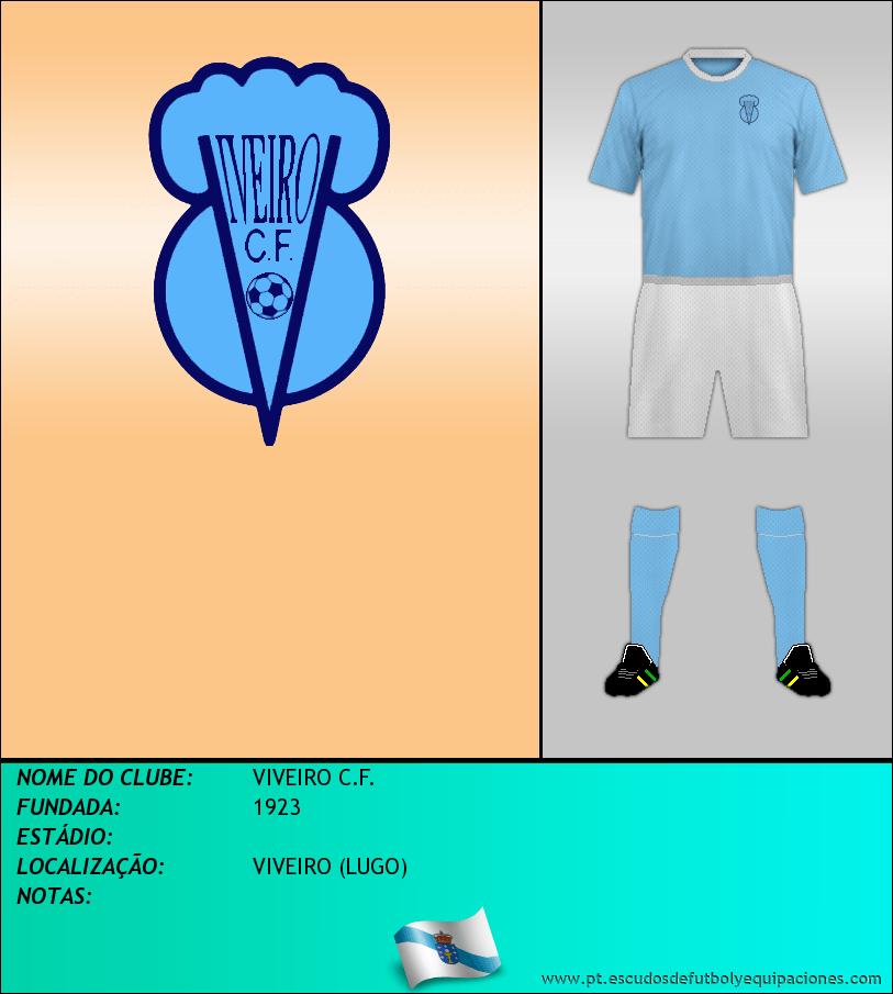 Escudo de VIVEIRO C.F.