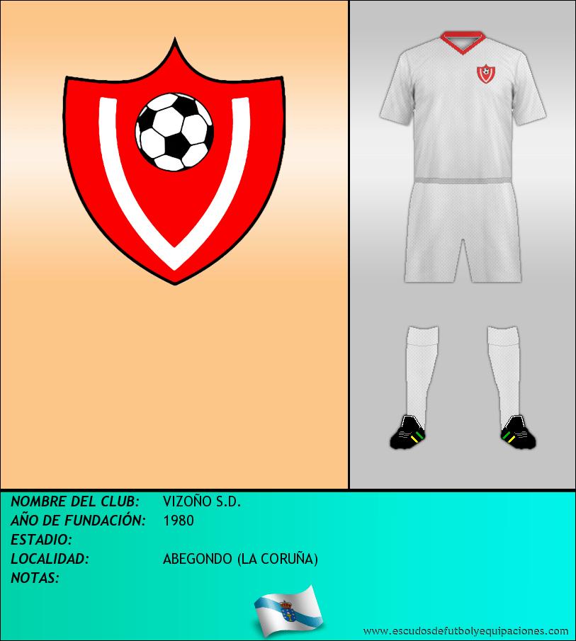 Escudo de VIZOÑO S.D.