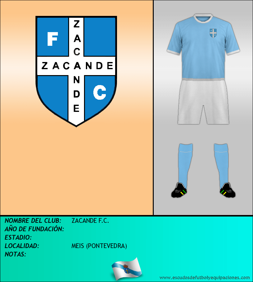 Escudo de ZACANDE F.C.