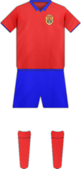 Camiseta ATLETIC DE CIUTADELA