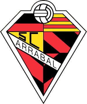 Escudo de A.D. PENYA ARRABAL (ISLAS BALEARES)