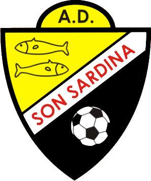 Escudo de A.D. SON SARDINA (ISLAS BALEARES)