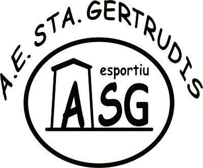 Escudo de A.E. SANTA GERTRUDIS (ISLAS BALEARES)