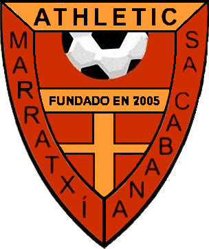 Escudo de ATHLETIC MARRATXÍ (ISLAS BALEARES)