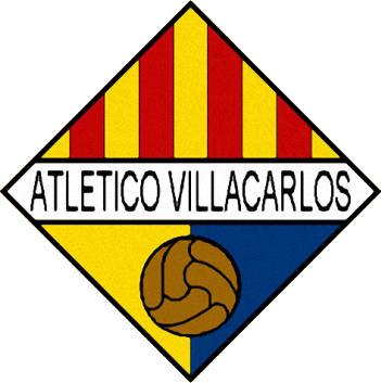 Escudo de ATLÉTICO VILLACARLOS (ISLAS BALEARES)