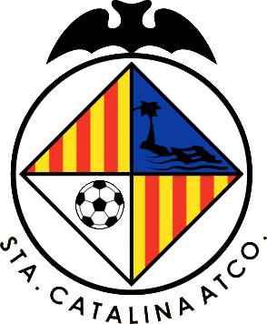 Escudo de C. STA. CATALINA ATCO. (ILHAS BALEARES)