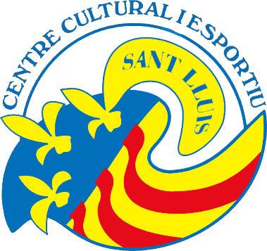 Escudo de C.C.E. SANT LLUÍS (ISLAS BALEARES)