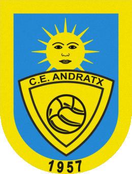 Escudo de C.D. ANDRAITX  (ISLAS BALEARES)