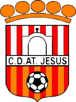 Escudo de C.D. ATLÉTICO JESÚS (ISLAS BALEARES)