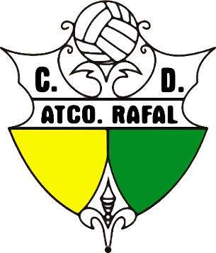 Escudo de C.D. ATL. RAFAL (ISLAS BALEARES)