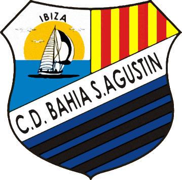 Escudo de C.D. BAHÍA S. AGUSTÍN (ISLAS BALEARES)