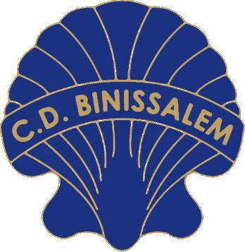 Escudo de C.D. BINISSALEM (ISLAS BALEARES)