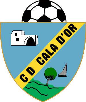 Escudo de C.D. CALA D'OR (ISLAS BALEARES)