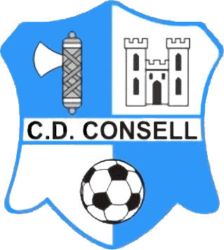 Escudo de C.D. CONSELL (ISLAS BALEARES)