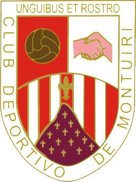 Escudo de C.D. DE  MONTUIRI  (ISLAS BALEARES)