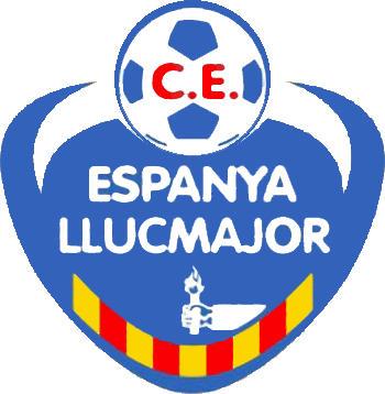 Escudo de C.D. ESPAÑA (2) (ISLAS BALEARES)