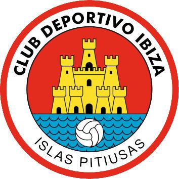 Escudo de C.D. IBIZA-ISLAS PITIUSAS (ISLAS BALEARES)