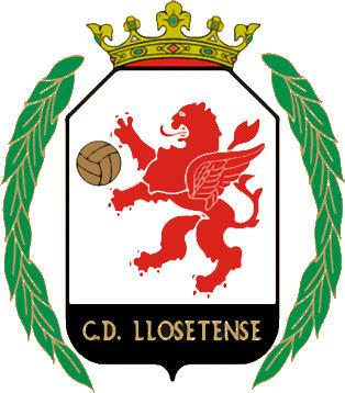 Escudo de C.D. LLOSETENSE (ISLAS BALEARES)