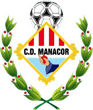 Escudo de C.D. MANACOR  (ILHAS BALEARES)