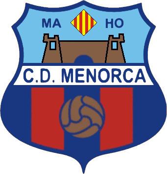 Escudo de C.D. MENORCA (ISLAS BALEARES)