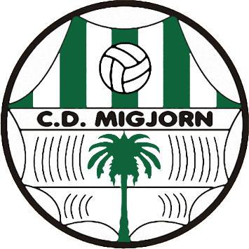 Escudo de C.D. MIGJORN (ISLAS BALEARES)