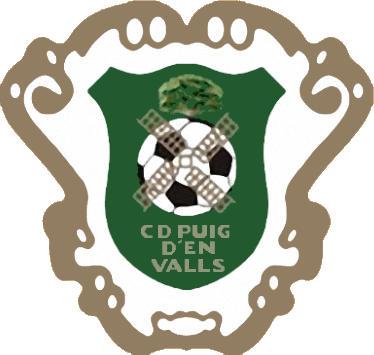 Escudo de C.D. PUIG D'EN VALLS (ISLAS BALEARES)