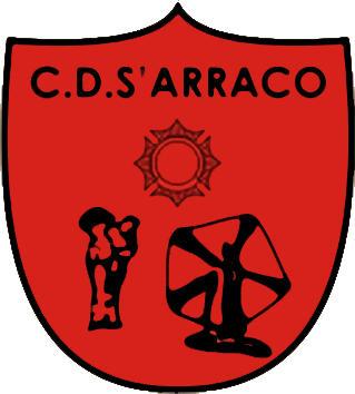 Escudo de C.D. S'ARRACO (ISLAS BALEARES)