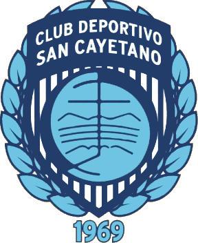 Escudo de C.D. SAN CAYETANO (ISLAS BALEARES)